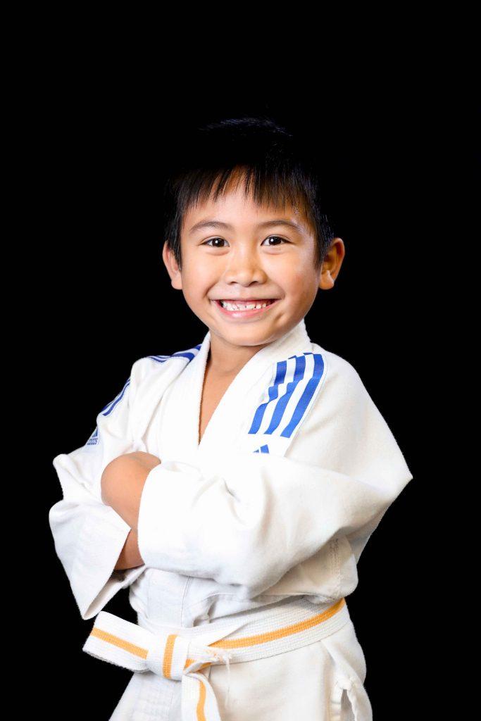 photo sportif enfant