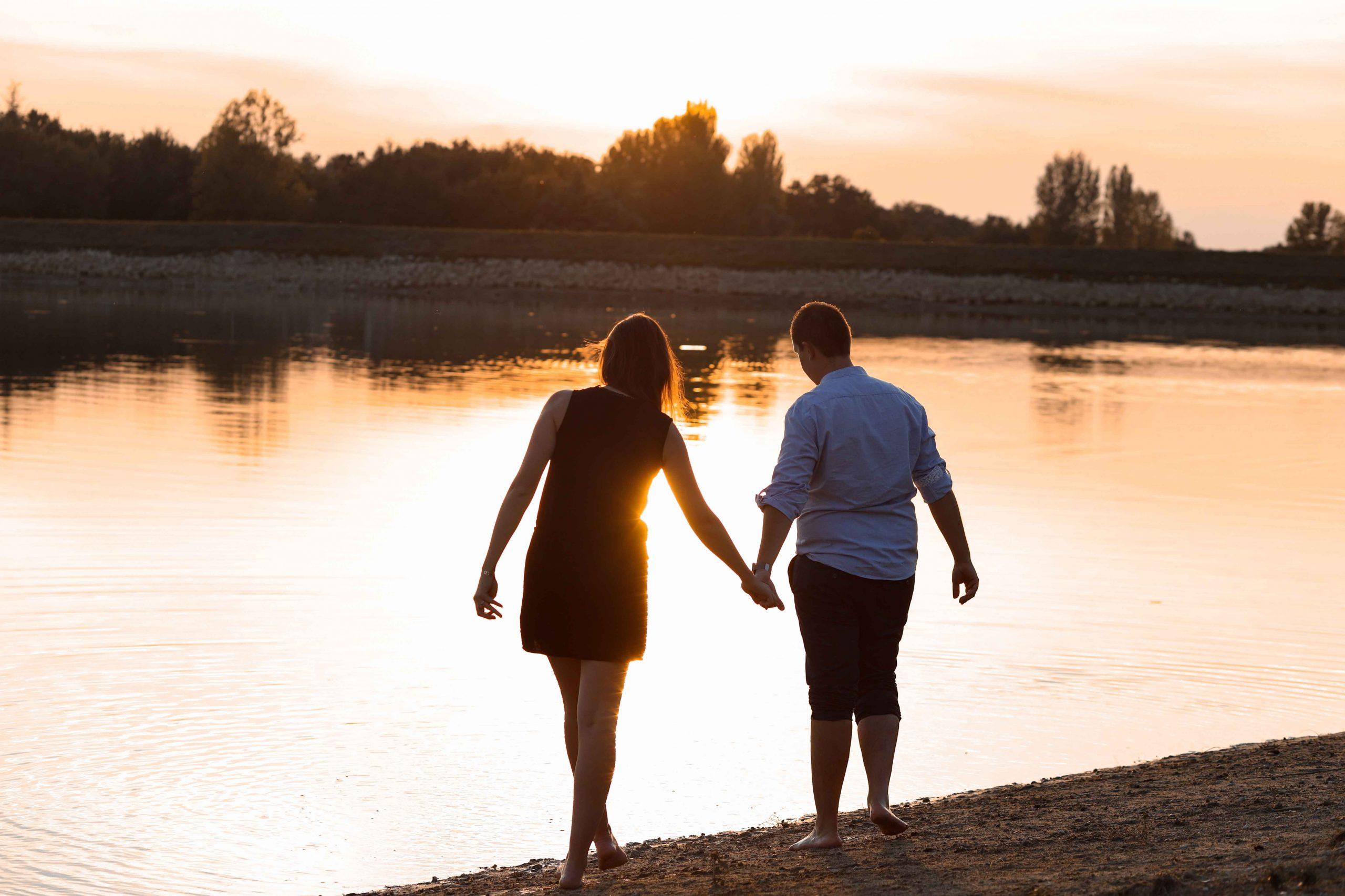 photographe engagement couple