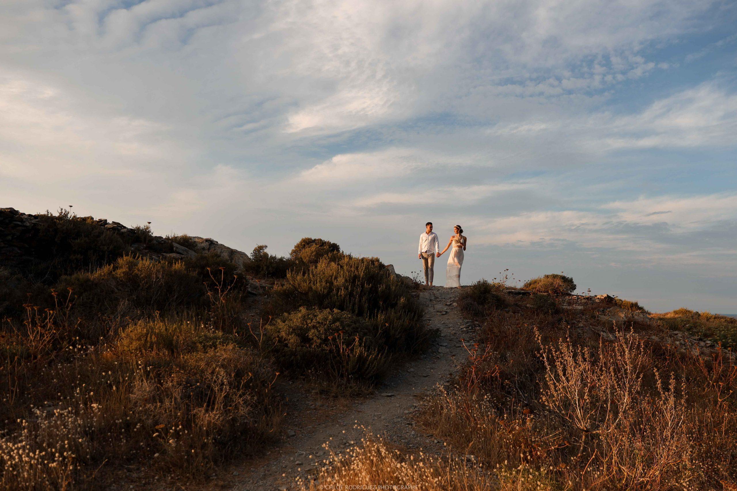 photographe mariage elopement au loin