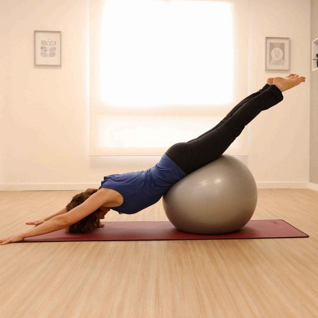 portrait entreprise yoga