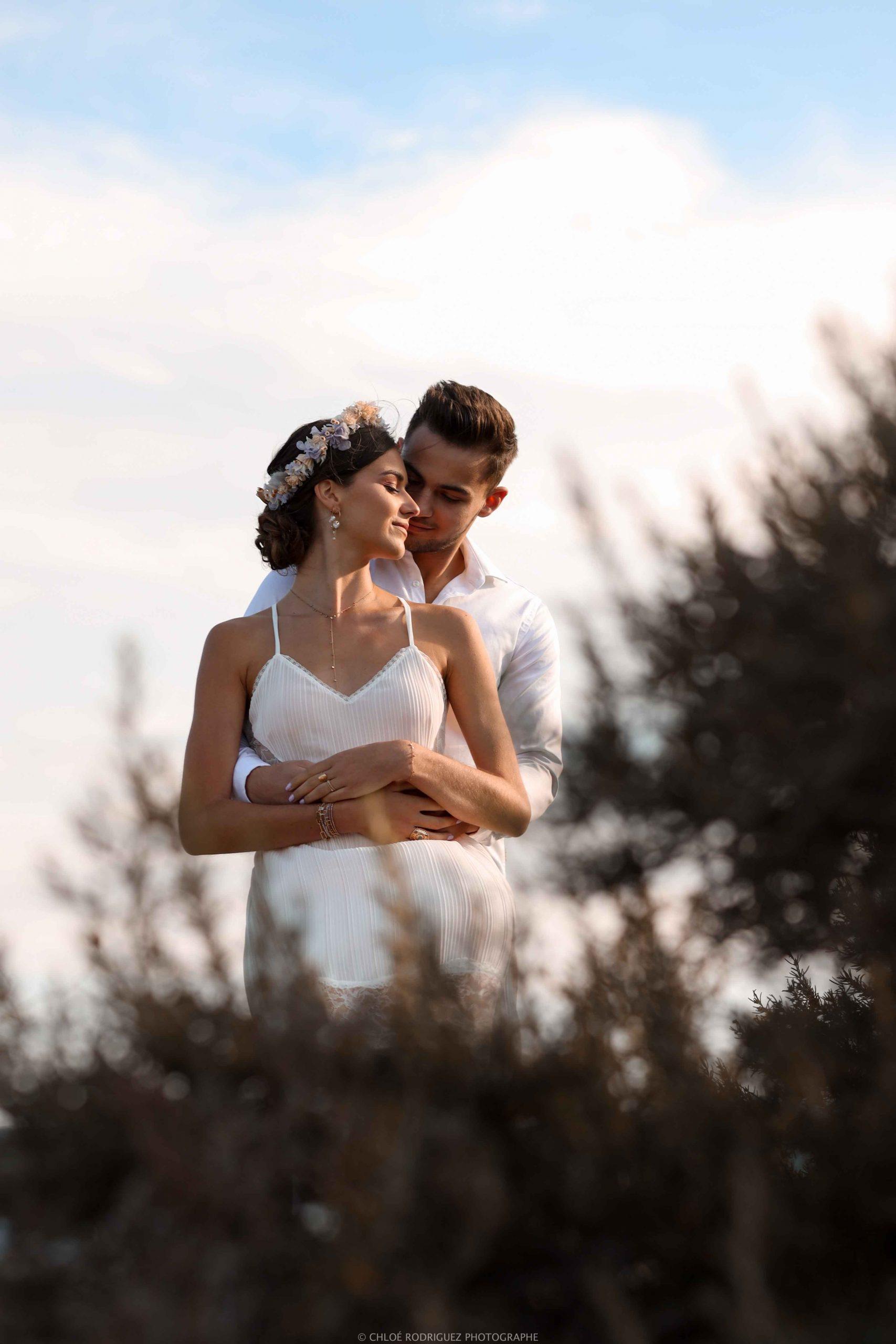 seance photo mariage elopement